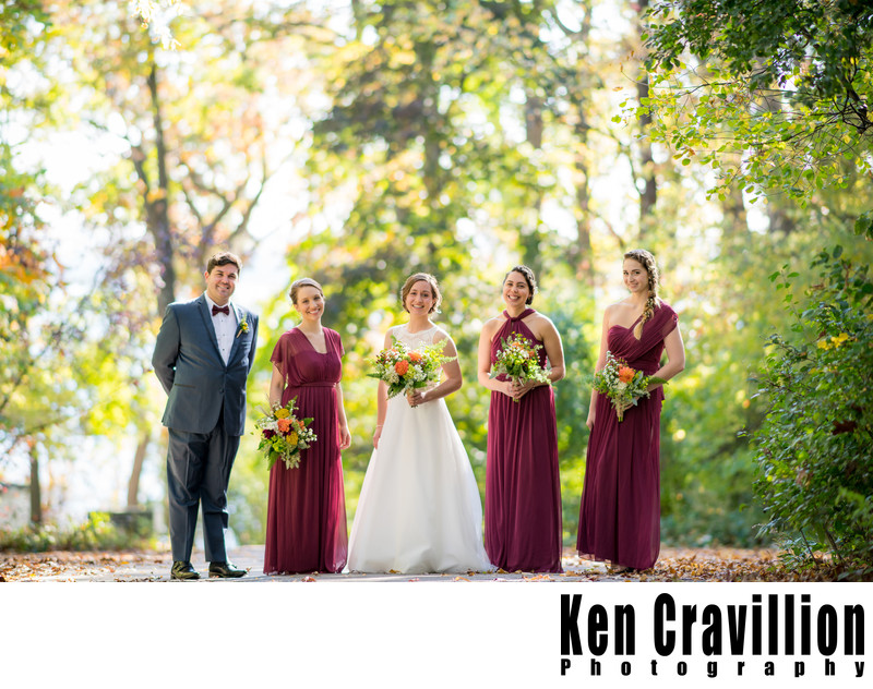 Heidel House Green Lake Fall Wedding Photos 023