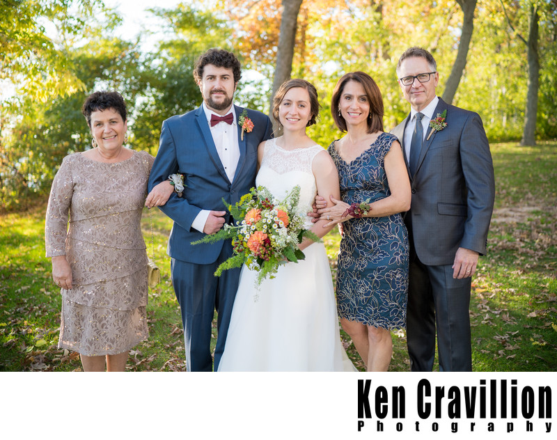 Heidel House Green Lake Fall Wedding Photos 086