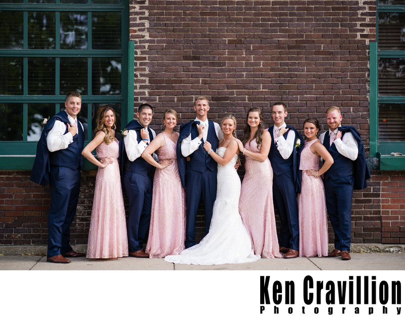 Green Bay Wedding Photos at Gather on Broadway 114