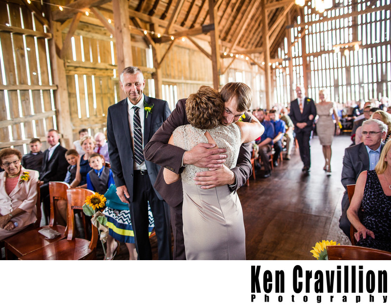 Brighton Acres Barn Wedding Oshkosh 003
