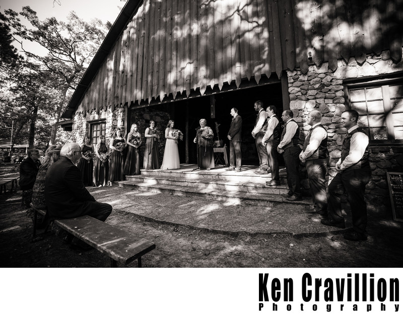 Wisconsin Outdoor Wedding Photography 035