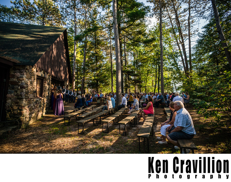 Wisconsin Outdoor Wedding Photography 039
