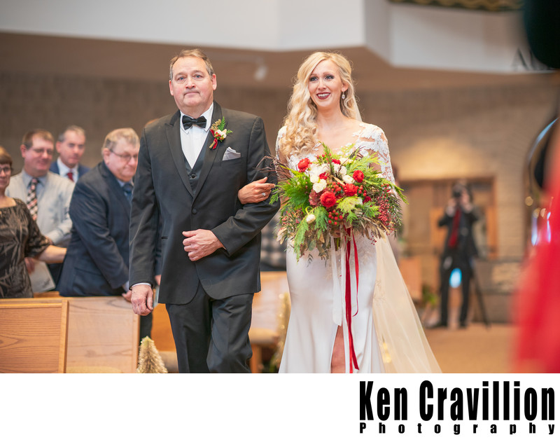 Oshkosh and Green Lake Winter Wedding Photos 040