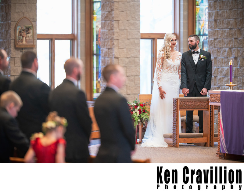 Oshkosh and Green Lake Winter Wedding Photos 047