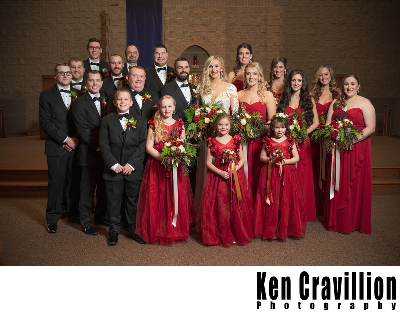 Oshkosh and Green Lake Winter Wedding Photos 065