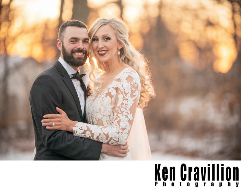 Oshkosh and Green Lake Winter Wedding Photos 087