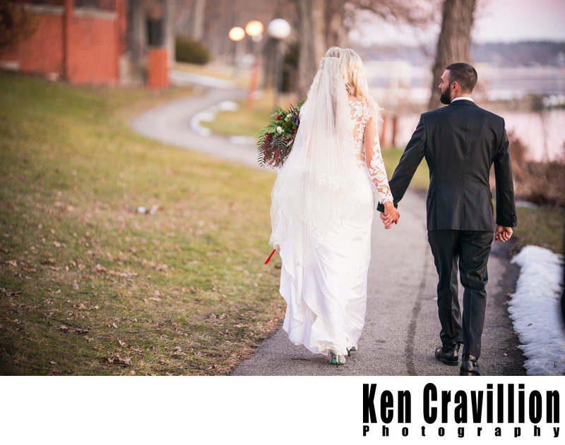 Oshkosh and Green Lake Winter Wedding Photos 097