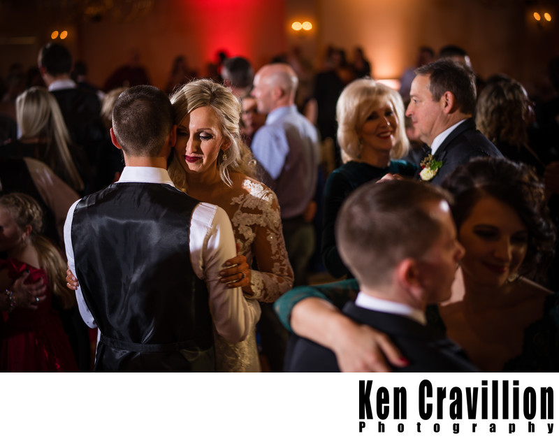 Oshkosh and Green Lake Winter Wedding Photos 142