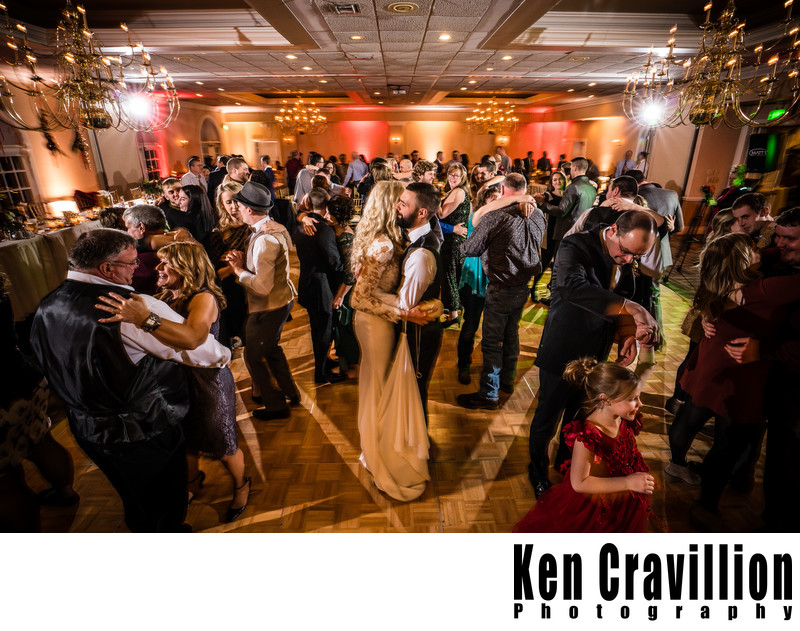 Oshkosh and Green Lake Winter Wedding Photos 145