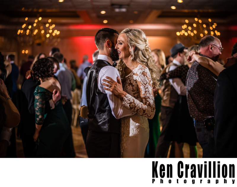 Oshkosh and Green Lake Winter Wedding Photos 147