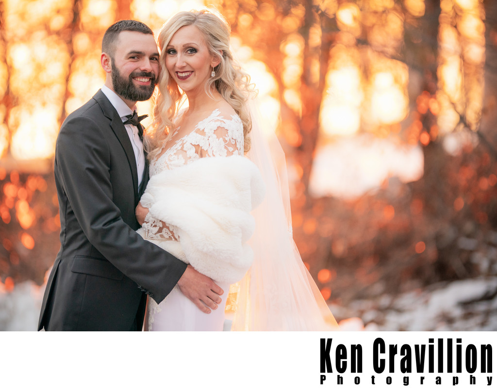 Oshkosh and Green Lake Winter Wedding Photos 090