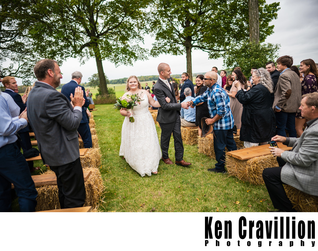 Mulberry Lane Farm Fall Wedding Photos 059