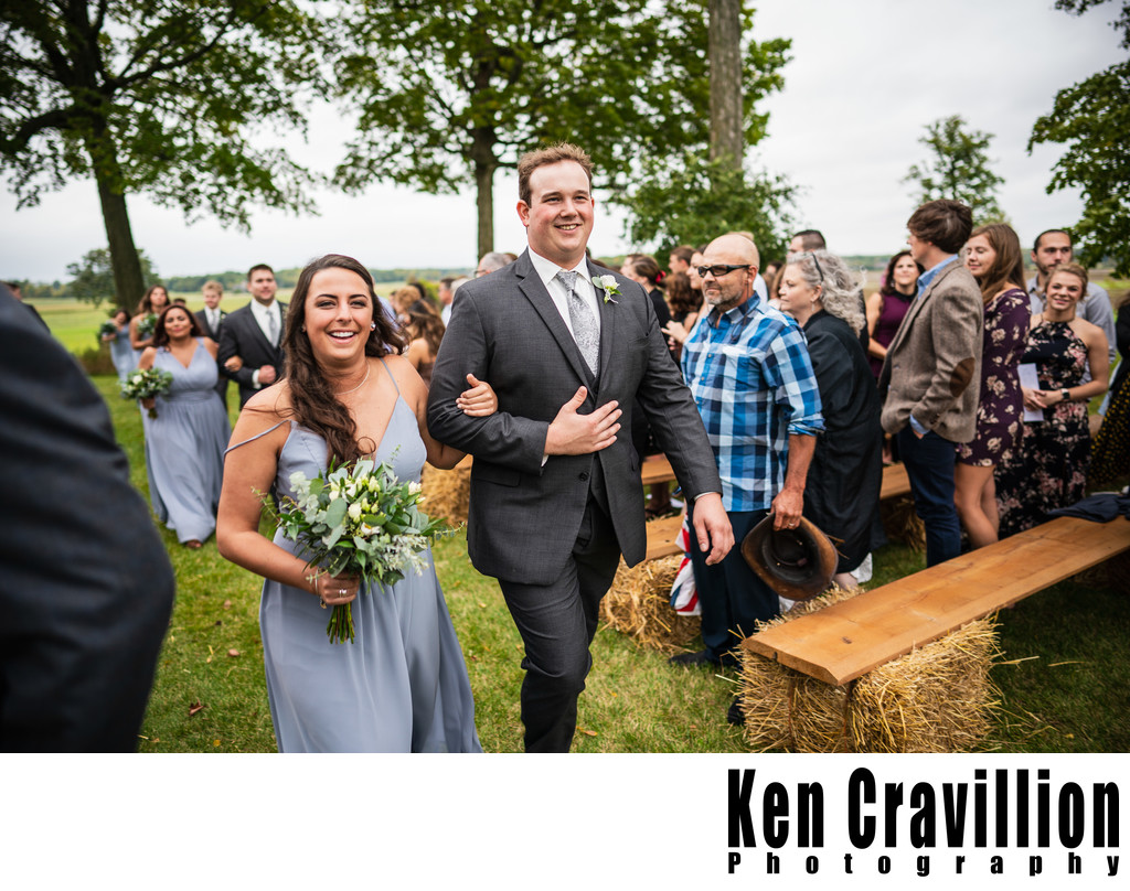 Mulberry Lane Farm Fall Wedding Photos 060