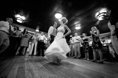 Charleston South Carolina Wedding Dance