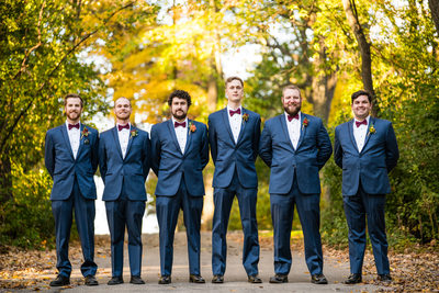 Heidel House Green Lake Fall Wedding Photos 089