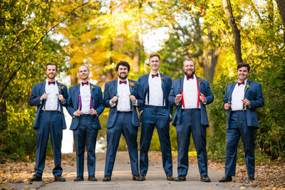 Heidel House Green Lake Fall Wedding Photos 090