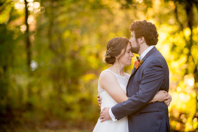 Heidel House Green Lake Fall Wedding Photos 098