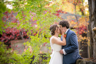 Heidel House Green Lake Fall Wedding Photos 103