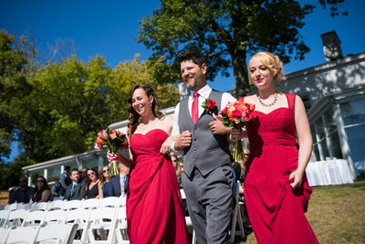 Green Lake Heidel House Fall Wedding Photography 25