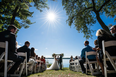 Green Lake Heidel House Fall Wedding Photography 33