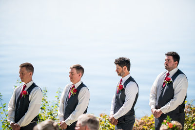 Green Lake Heidel House Fall Wedding Photography 36