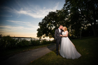Green Lake Heidel House Fall Wedding Photography 84