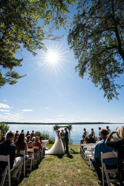 Green Lake Heidel House Fall Wedding Photography 34