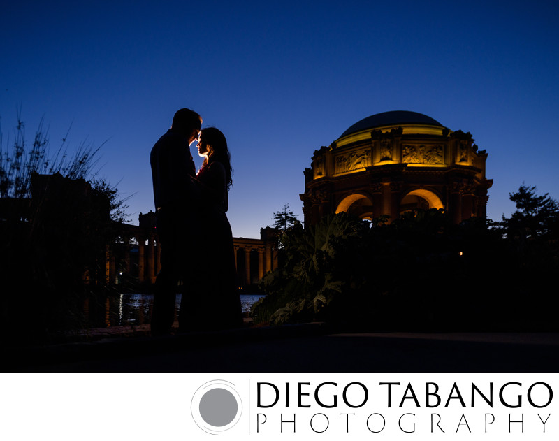 Bay Area Engagement Photography