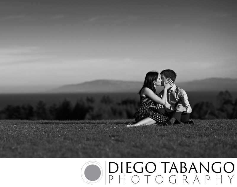 Wedding and Engagement Photograph in Santa Cruz