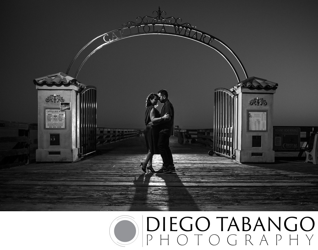 Engagement Session in Santa Cruz