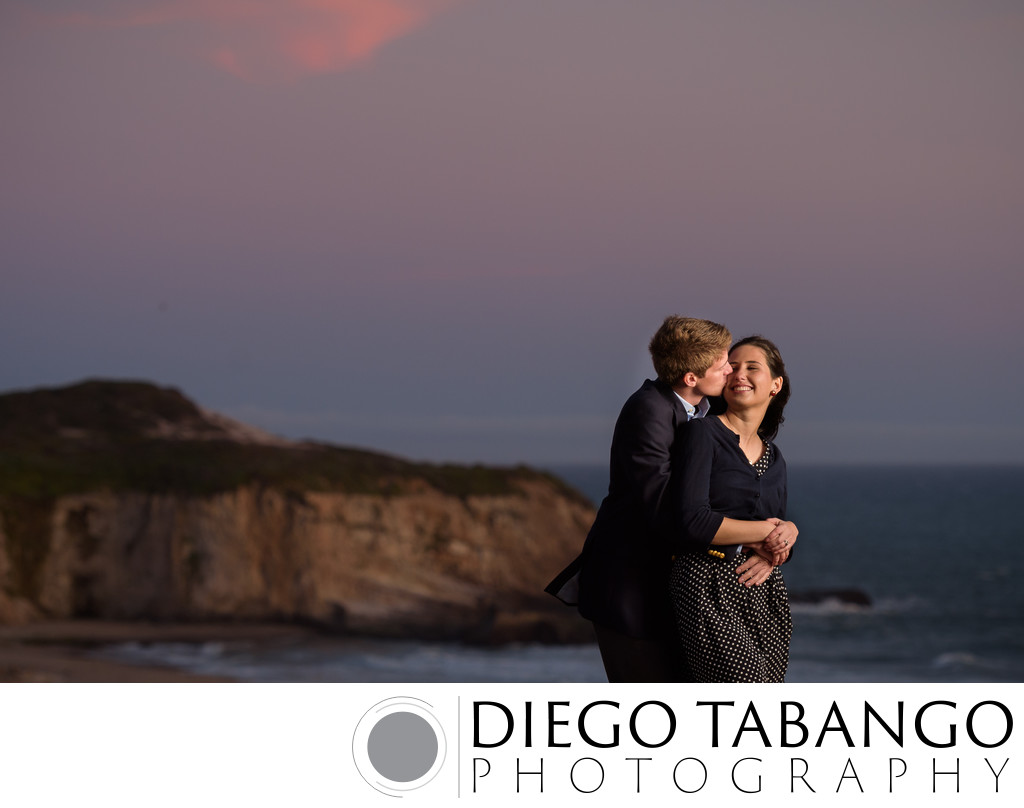 Engagement Photographer in Santa Cruz