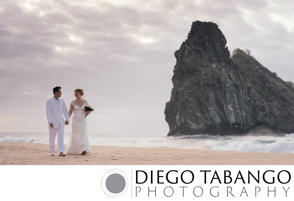 Destination Wedding Photographer in Brazil