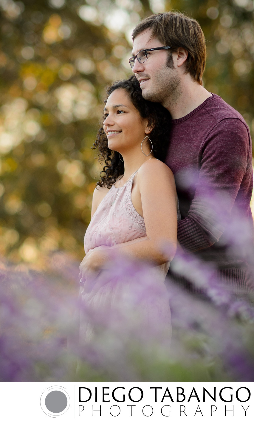 Engagement Images in Santa Cruz