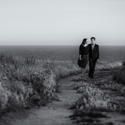 Top Wedding and Engagement Photographer in Santa Cruz