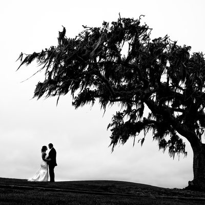 Fine Art Wedding Photograph in Seaside