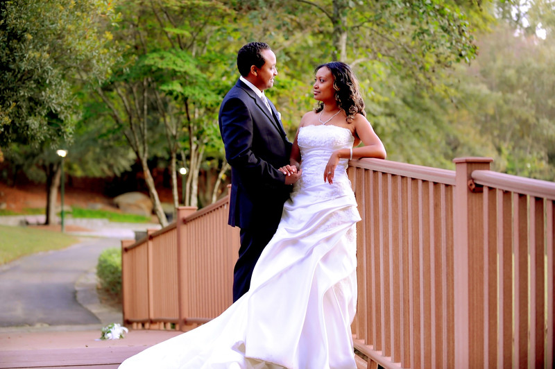 Piedmont Park Ethiopian Wedding Photographer Atlanta