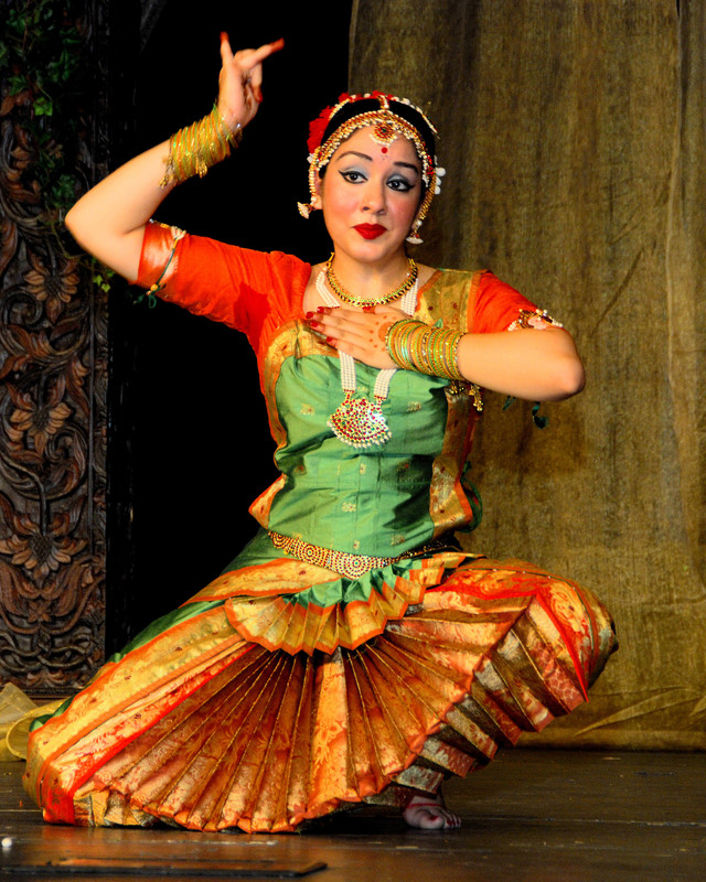 Best Arangetram Dance Photographer Atlanta