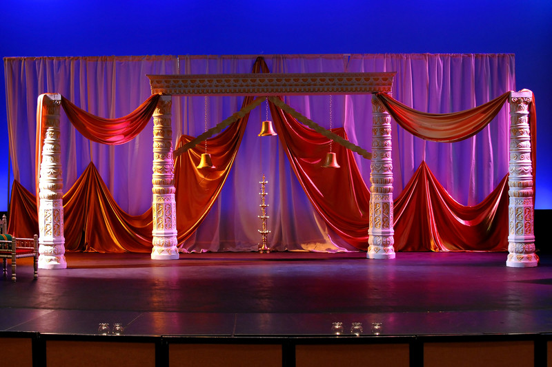 Top Atlanta Wedding Arangetram Stage Dance Photography