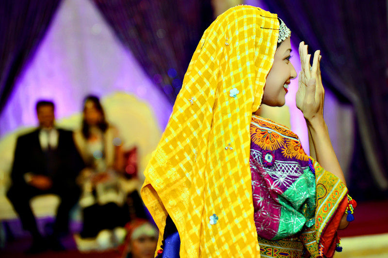 Atlanta Ismaili Wedding Photography Afghan Dance
