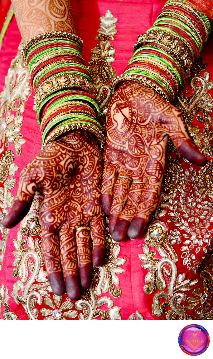 Atlanta Wedding Photographers Indian Bride