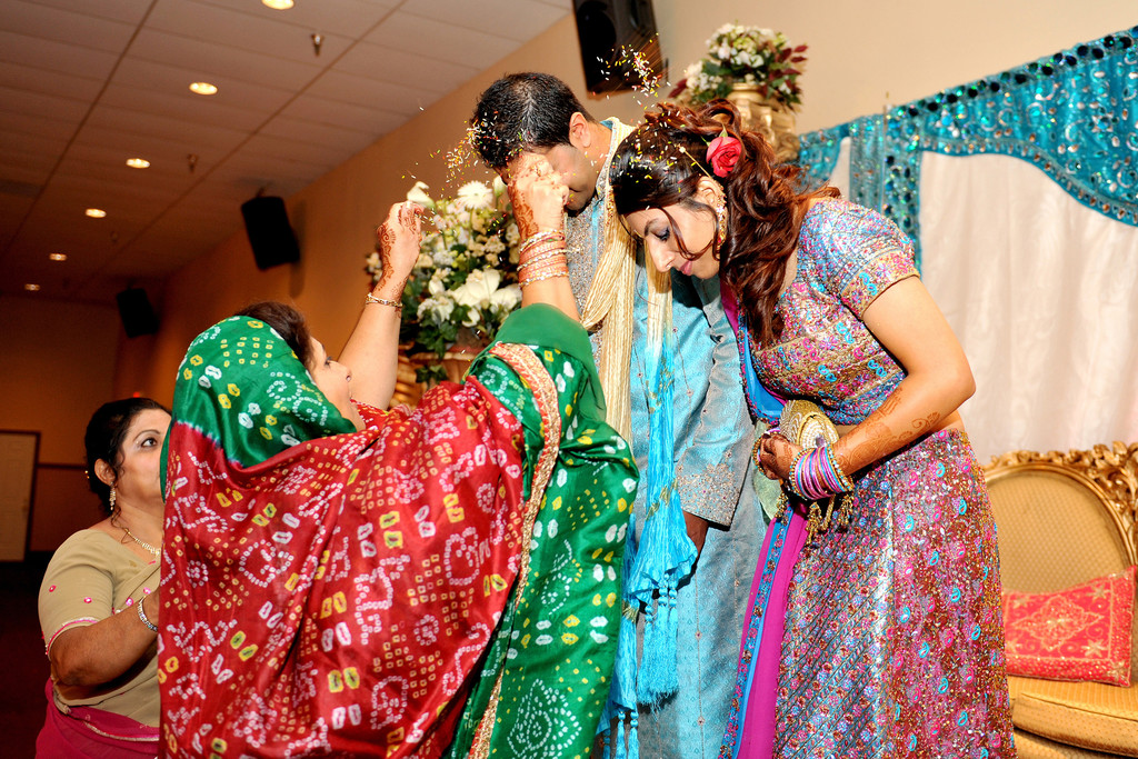 Ismaili Wedding Photography Indian Atlanta Sheraton