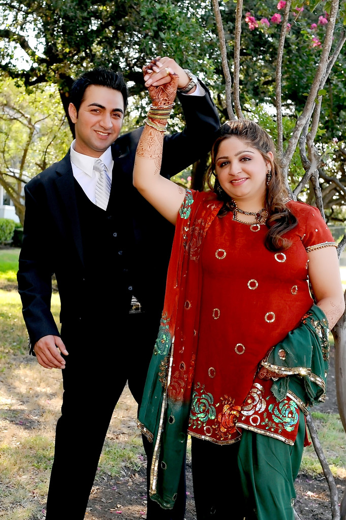 Ismaili Indian Engagement Austin TX Photography