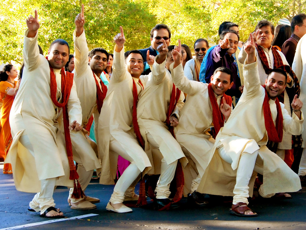 Indian Wedding Baraat Photography Jacksonville FL