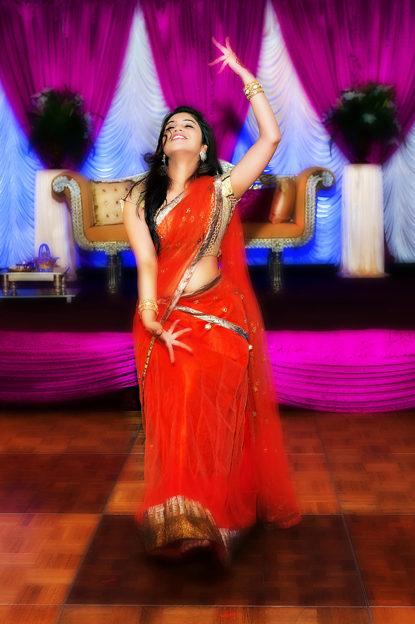 Indian Dance Wedding Photography Atlanta Sheraton