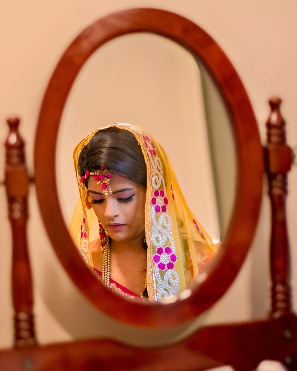Bengali Wedding Atlanta Photographer Cobb Galleria