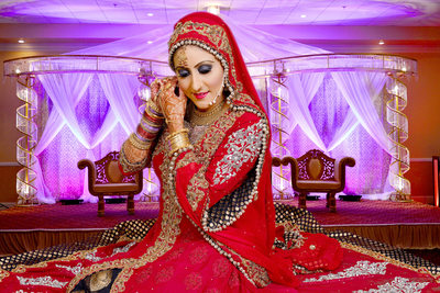 Bridal Shoot Pakistani Wedding Photographers Atlanta