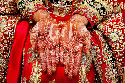 Mehndi Hands Indian Wedding Photographer in Atlanta