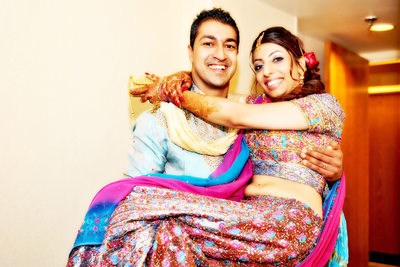 Ismaili Wedding Photographer in Atlanta Marriott Hotel