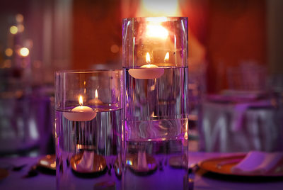 Detail Decor Wedding Reception Photographer