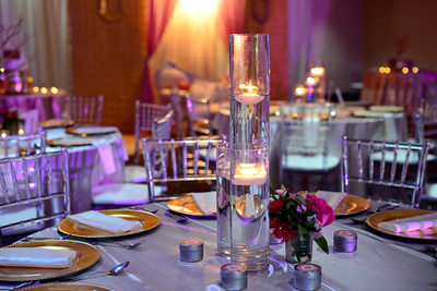 Orlando Wedding Photographer Reception Decor